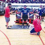 New Lebanon Teen Wins Strongman Title
