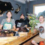 BBQ Restaurant Opens  In Hoosick Falls
