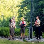 Honors For Boy Scout Troop 222