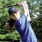 Panther Golfers Tie For League Title