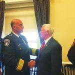 Sheriff Pat Russo  Travels To Washington