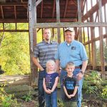 Giving A Barn To Rivers of Recovery