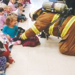 Fire Safety At WBH Elementary