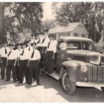 Then And Now:  A Look At  Brunswick Volunteer Fire Companies
