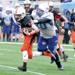 Indians Outmaneuver Panthers, 35 – 14