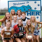 Field Hockey Places Ten On All-Star Teams