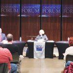 D.A. Candidates Debate