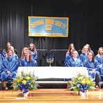 Sixteen Students Inducted  Into National Honor Society