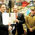 Local Vets Receive Recognition