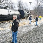 North Hoosick Train Derailment