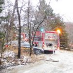 Fire Claims A Young Life In Stephentown