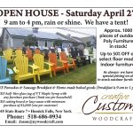 Open House At Creative Custom Woodcraft