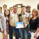 Troop 6063's Newest Eagle Scout