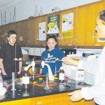 RPI Ambassadors Visit  The Berlin Middle-High School
